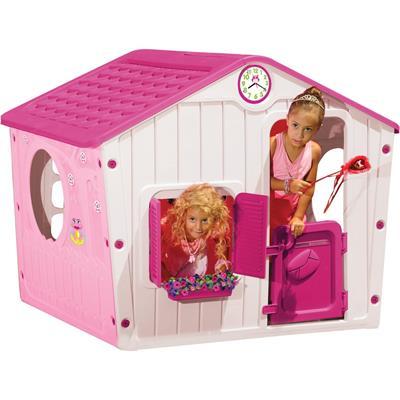 Buddy Toys VILLAGE růžový BOT 1142 - domeček