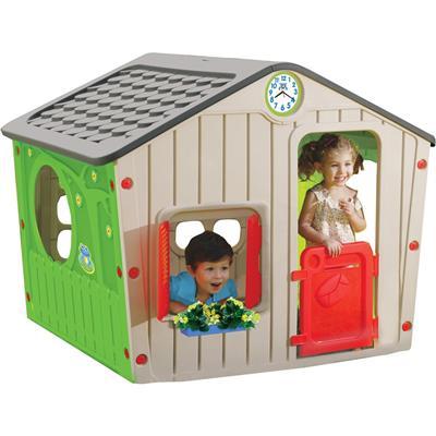 Buddy Toys VILLAGE šedý BOT 1141 - domeček