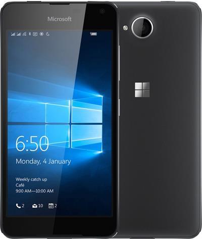 Microsoft Lumia 650 LTE Black (A00026945)