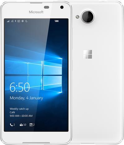 Microsoft Lumia 650 LTE White Dual Sim; A00027056