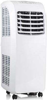 Tristar AC-5519 mobilní klimatizace,příkon 9000 BTU,chladicí kapacita: 2,65 kW,nastavitelná teplota ; AC-5519