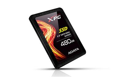 ADATA SSD SX930 - SSD disk, interní, 480GB, 2.5'', SATA-III, čtení/zápis:540/420MB/s 75K; ASX930SS3-480GM-C