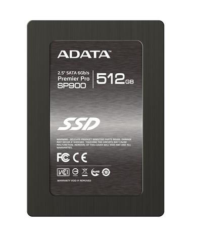 "A-Data Premier Pro SP900 512GB - SSD disk, interní, 2.5"", SATA III, 555MB/535MB/s"