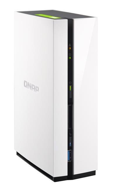 QNAP TS-128 (1,1GHz/1GB RAM/1xSATA)