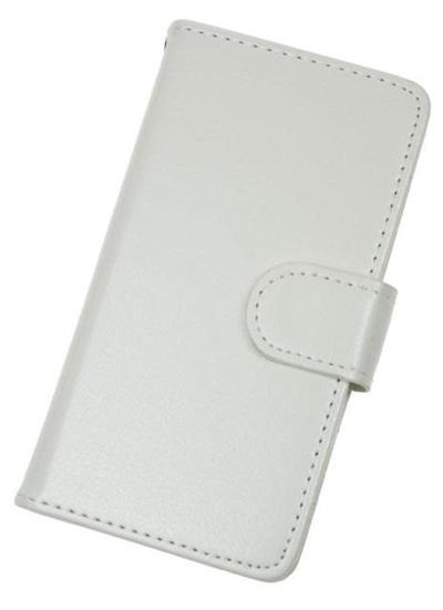 Aligátor Pouzdro BOOK ROTATION velikost S5050 white; PBOROTS5050WT