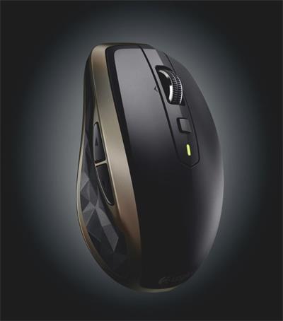 Logitech MX Anywhere 2 Wireless Mobile Mouse, bezdrátová myš, laserová