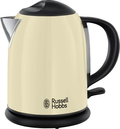 Russell Hobbs 20194-70- Classic Cream Compact rychlovarná konvice