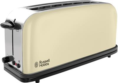Russell Hobbs 21395-56 - Colours Classic Cream long topinkovač; 21395-56