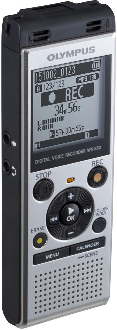 Olympus WS-852 Silver; V415121SE000