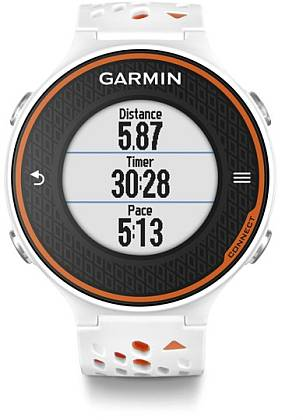 Garmin Forerunner 620 HR Run White