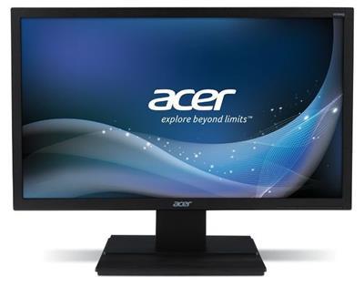 """Acer V246HQLAbd - monitor 24"""" / 16:9, ; UM.UV6EE.A01"""