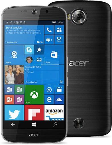 """Acer Jade Primo LTE& Continuum - smartphone 5,5"""","""