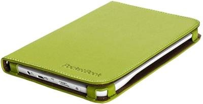Pocketbook pouzdro pro 614/623/624/626, zelené; PBPUC-623-GR-L