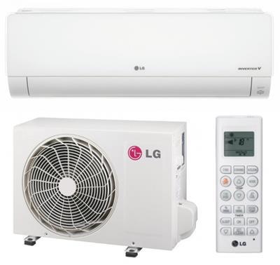 Klimatizace LG D12RN DELUXE INVERTOR 3,5kW (1+1 set)