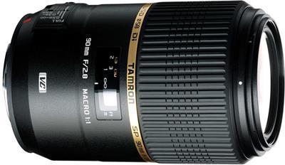 Tamron AF SP 90mm F/2.8 Di Macro 1:1 VC USD pro Nikon; F017N