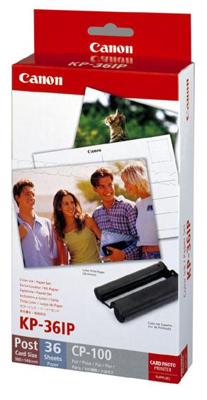 "Canon Papír Canon KP36IP (100 × 148 mm (4 × 6"") )"