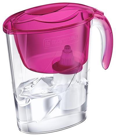 BARRIER Eco filtrační konvice na vodu, fialová