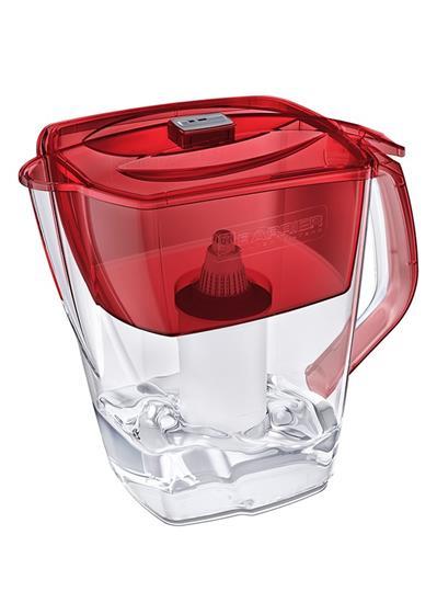 BARRIER Grand Neo filtrační konvice na vodu, červená; 47001600