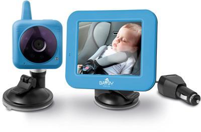 Bayby BBM 7030 Digitální video auto chůva; BBM 7030