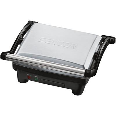 Sencor SBG 3050SS kontaktní gril; 41003421