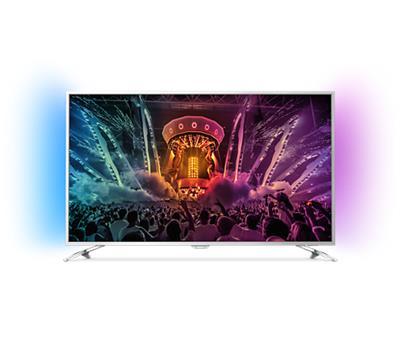 Philips 49PUS6501 - LED televize, 123cm; 49PUS6501/12