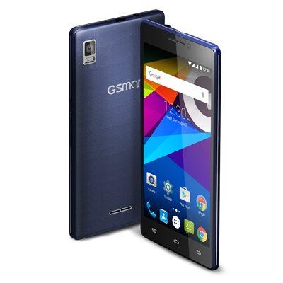 GIGABYTE GSmart CLASSIC PRO Dual SIM, tmavě modrý