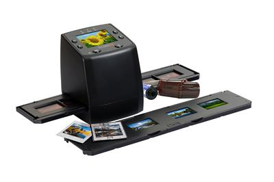 Technaxx DigiScan, skener negativů a diapozitivů, DS-02; 4166