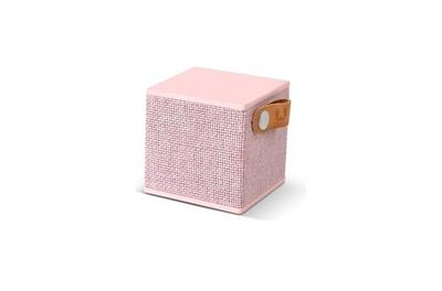 FRESH ´N REBEL Rockbox Cube Fabriq Edition, růžový; 1RB1000CU