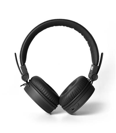 FRESH ´N REBEL Caps Bluetooth sluchátka, černá