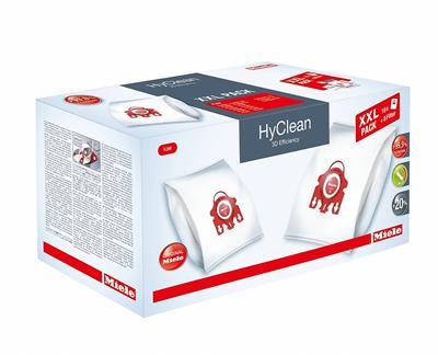 MIELE XXl balení Originální sáčky HyClean 3D FJM, 16ks; 10408420 - MIELE FJM HyClean 3D sáčky do vysavače XXL