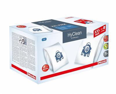 MIELE Originální sáčky HyClean 3D GN. 16ks; 10408410