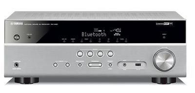 YAMAHA RX-V481 stříbrný - AV receiver; RX-V481T
