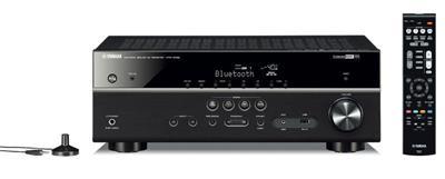 Yamaha HTR-4069, černý; HTR-4069B