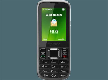 myPhone 3300 ČERNÝ; TELMY3300BK