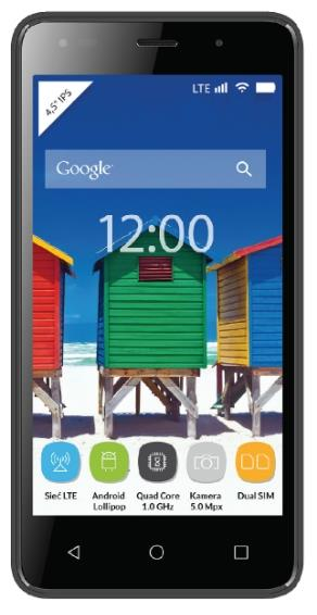myPhone Q-SMART LTE ŠEDÝ