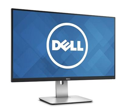 "Dell UltraSharp U2715H 27"" WQHD(2560x1440) 6ms / 1000:1 / 2xHDMI / DP / mini DP / USB 3.0 / IPS panel / tenký rámeček / ; 210-ADSO"