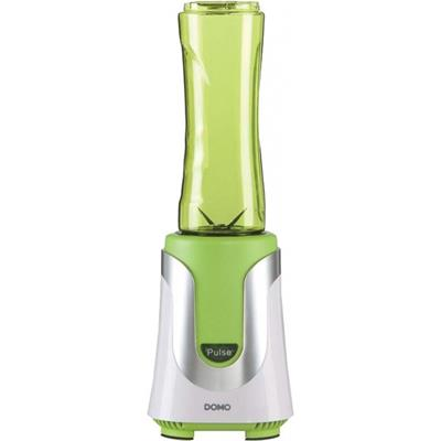 DOMO DO436BL - Smoothie mixér zelený + 2 nádoby; DO436BL