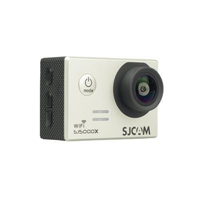 SJCAM SJ5000X Elite sportovní kamera, stříbrná; SJ5000X_Silver