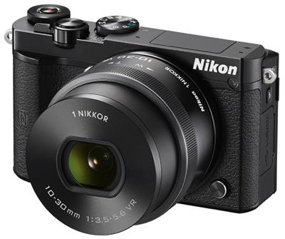 Nikon 1 J5 - zrcadlovka, fotoaparát + 10-30 mm; VVA241K001