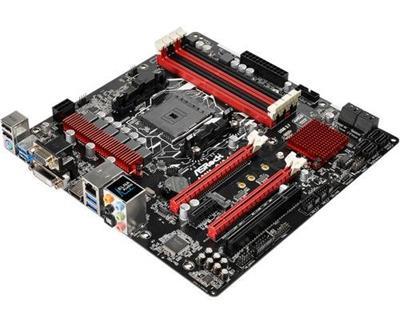 ASROCK MB A88M-G/3.1 (FM2+, amd, 4xDDR3 2400MHz, PCIE, USB3.1+USB3.0, DVI+VGA+HDMI, 8xSATA3 Raid, 1xM.2, 7.1, GLAN, mATX