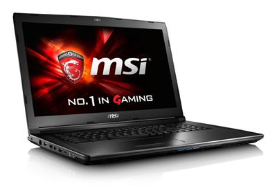 MSI GL72 6QD-044XCZ - Notebook
