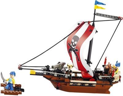 SLUBAN Pirátská loď; M38-B0279