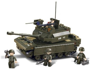 SLUBAN Tank; M38-B6500