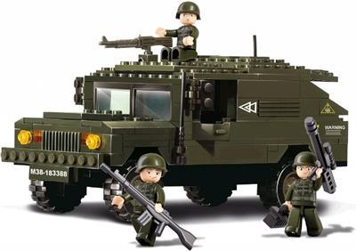 SLUBAN Terénní vůz Hummer; M38-B9900