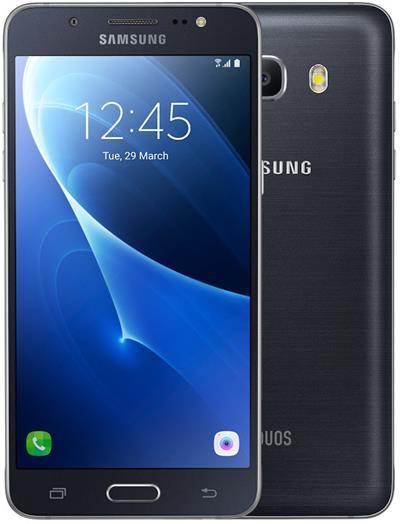 Samsung Galaxy J5 (J510) DS Black (SM-J510FZKUETL)