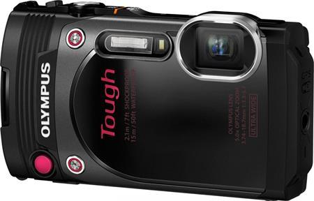 Olympus TG-870 černý; V104200BE000