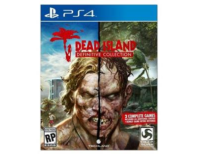 PS4 Dead Island: Definitive Edition