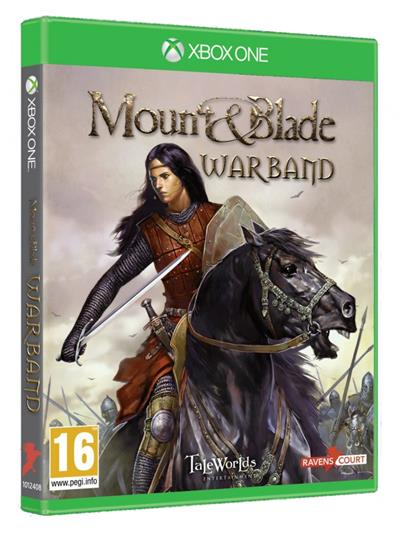 XONE Mount & Blade Warband -24.6.2016; Mount