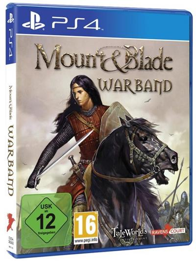 PS4 Mount & Blade Warband 24.6.2016; Mount