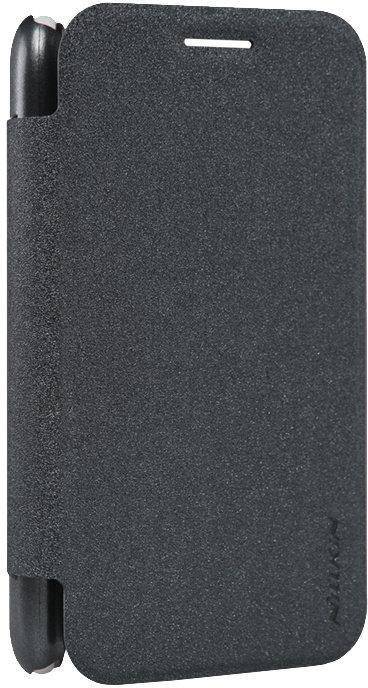 Nillkin Sparkle Folio Pouzdro Black pro Samsung J100 Galaxy J1